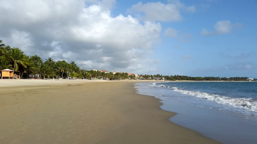 Beach in Cabarete